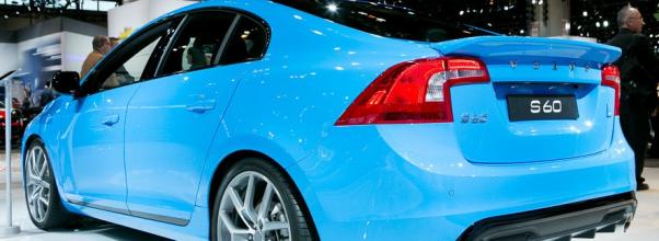 2020 Volvo S60 Exterior