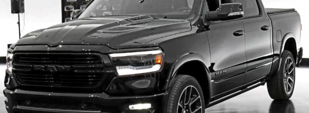 2020 Dodge Ram Charge Redesign