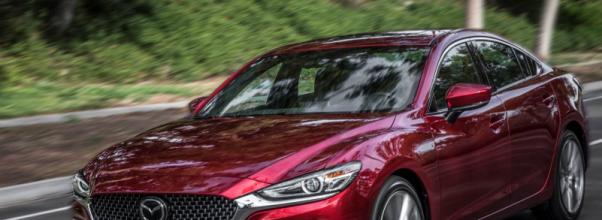 2020 Mazda 6 Turbo Redesign
