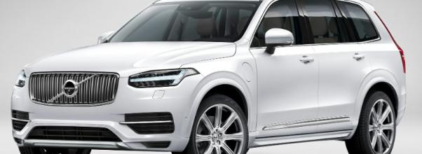 2020 Volvo XC90 Hybrid Redesign