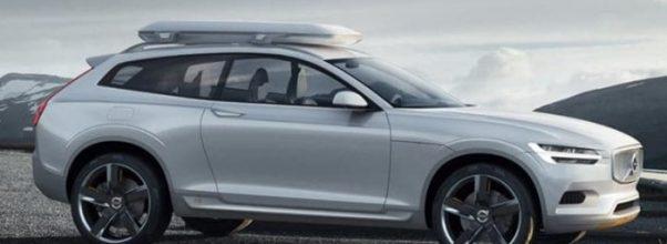 2020 Volvo Concept Estate Redesign