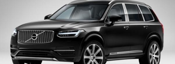 2020 Volvo XC90 Redesign