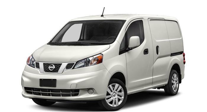 2021 Nissan NV200 S Compact Cargo