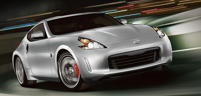 2021 Nissan 370Z Coupe
